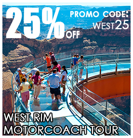 Motorcoach – Grand Canyon West Rim
